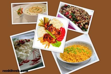 2012 Ramazan Ayı 12 Günün Iftar Menüsü Menüleri