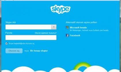 Windows Live Messenger Hesabıyla Skype Üzerinde Oturum Açma (Resimli Anlatım)