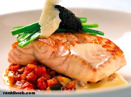 somon balığı, balık, deniz
