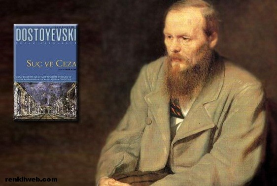 dostoyevski, roman, kitap, yazar
