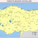 Türkiye'de çıkarılan madenler nelerdir?