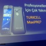 Üst Seviye Turkcell MaxiPRO 5 Akıllı Telefon Geliyor!