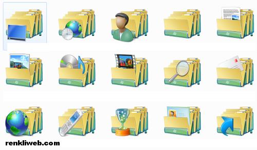 bilgisayar, windows, dosya, klasör